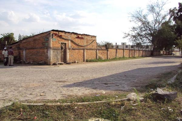 Foto de terreno habitacional en venta en san juan de los lagos, esquina 10 de mayo , hogares de nuevo méxico, zapopan, jalisco, 0 No. 01