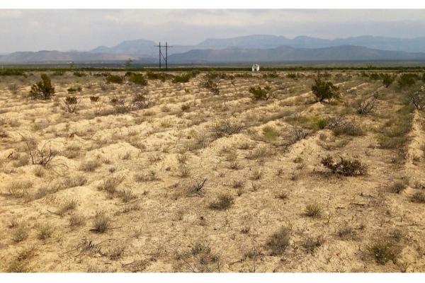 Foto de terreno habitacional en venta en  , san juan de sauceda, ramos arizpe, coahuila de zaragoza, 17786240 No. 07