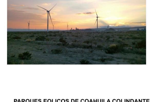 Foto de terreno habitacional en venta en  , san juan de sauceda, ramos arizpe, coahuila de zaragoza, 17786240 No. 10