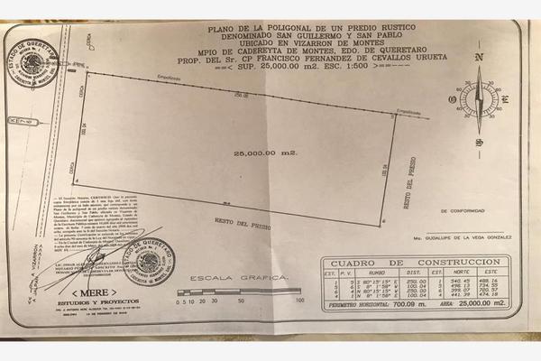 Foto de terreno comercial en venta en san juan del rio , vizarrón de montes, cadereyta de montes, querétaro, 20544860 No. 06
