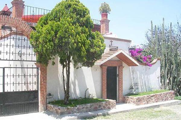 Foto de casa en venta en  , san juan, tequisquiapan, querétaro, 8051048 No. 01