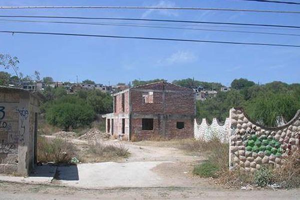 Foto de terreno habitacional en venta en  , san juan, tequisquiapan, querétaro, 8051053 No. 01