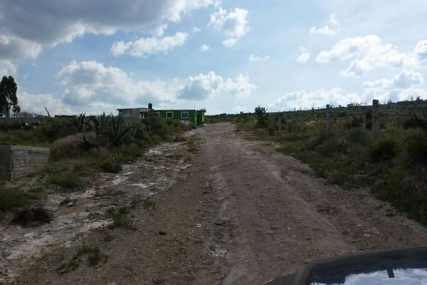 Foto de terreno habitacional en venta en  , san juan tilcuautla, san agustín tlaxiaca, hidalgo, 7304437 No. 03