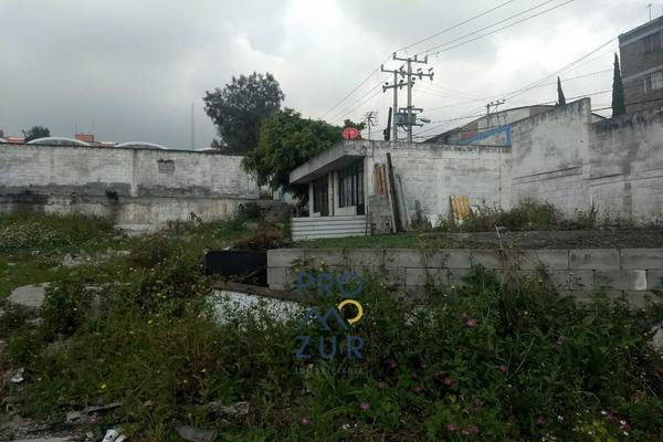 Foto de terreno industrial en venta en  , san juan xalpa, iztapalapa, df / cdmx, 18398324 No. 06