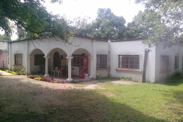 Foto de casa en venta en  , san juan, yautepec, morelos, 3576593 No. 01