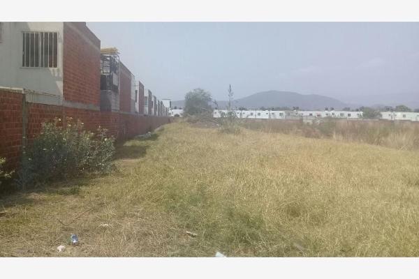 Foto de terreno habitacional en venta en  , san juan, yautepec, morelos, 5285133 No. 01