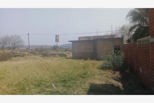Foto de terreno habitacional en venta en  , san juan, yautepec, morelos, 5285133 No. 04