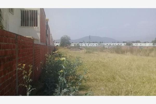 Foto de terreno habitacional en venta en  , san juan, yautepec, morelos, 5285626 No. 05