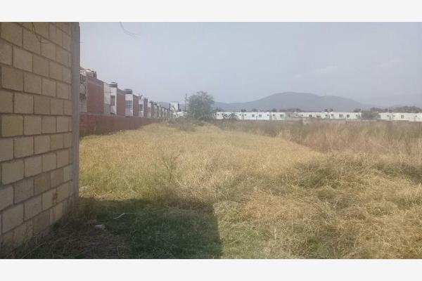 Foto de terreno habitacional en venta en  , san juan, yautepec, morelos, 5334553 No. 05