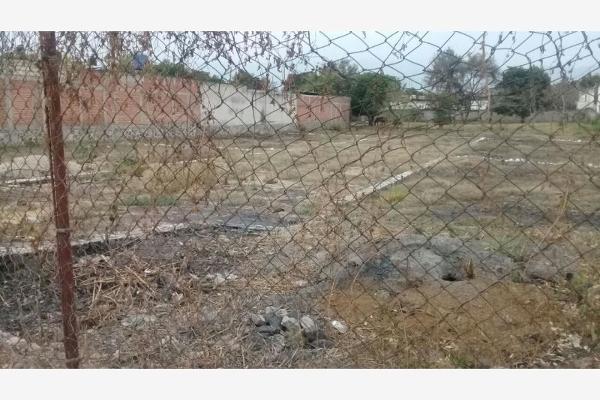 Foto de terreno habitacional en venta en  , san juan, yautepec, morelos, 5358373 No. 03
