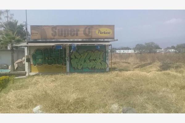 Foto de terreno habitacional en venta en  , san juan, yautepec, morelos, 5391712 No. 01