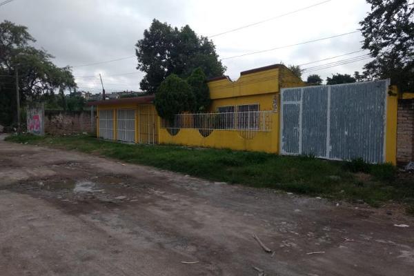Foto de casa en venta en san juanito 54, puerta de la laguna, tepic, nayarit, 6188556 No. 01