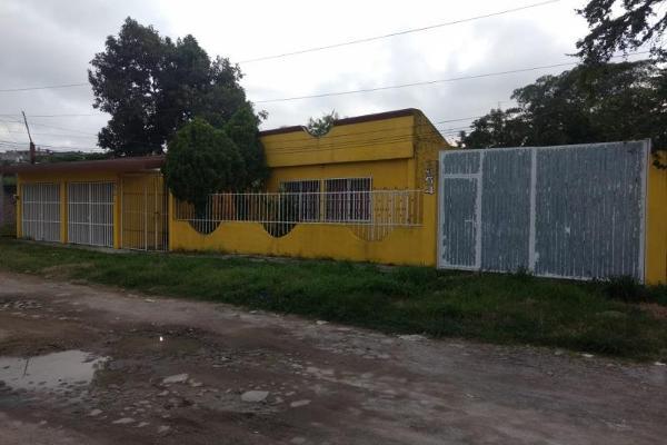 Foto de casa en venta en san juanito 54, puerta de la laguna, tepic, nayarit, 6188556 No. 02