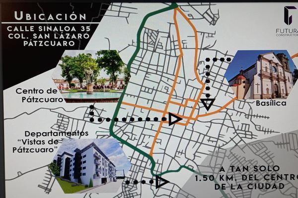 Foto de departamento en venta en  , san lázaro, pátzcuaro, michoacán de ocampo, 0 No. 02