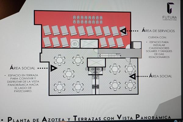Foto de departamento en venta en  , san lázaro, pátzcuaro, michoacán de ocampo, 0 No. 05