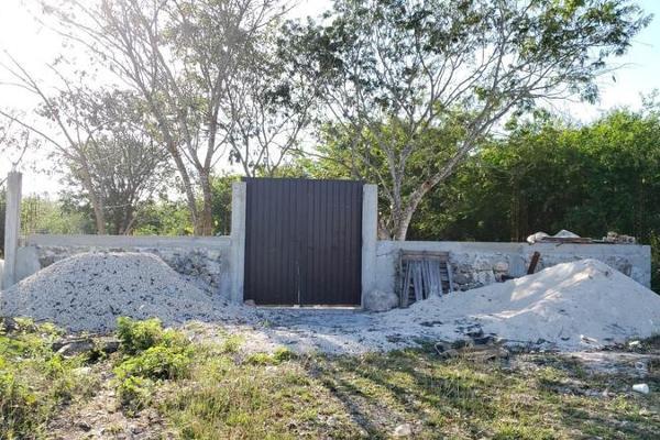 Foto de terreno habitacional en venta en  , san lázaro, umán, yucatán, 8101556 No. 05
