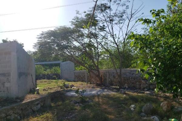 Foto de terreno habitacional en venta en  , san lázaro, umán, yucatán, 8101556 No. 06