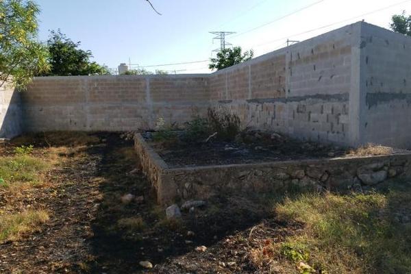 Foto de terreno habitacional en venta en  , san lázaro, umán, yucatán, 8101556 No. 07