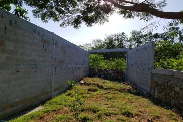 Foto de terreno habitacional en venta en  , san lázaro, umán, yucatán, 8101556 No. 10
