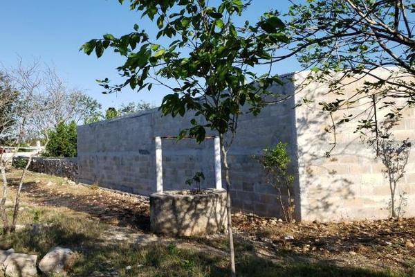 Foto de terreno habitacional en venta en  , san lázaro, umán, yucatán, 8101556 No. 12