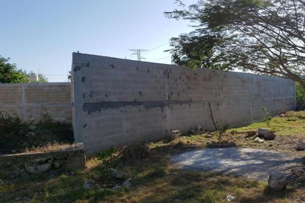 Foto de terreno habitacional en venta en  , san lázaro, umán, yucatán, 8101556 No. 13