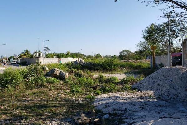 Foto de terreno habitacional en venta en  , san lázaro, umán, yucatán, 8101556 No. 14