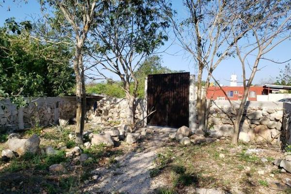 Foto de terreno habitacional en venta en  , san lázaro, umán, yucatán, 8101556 No. 15