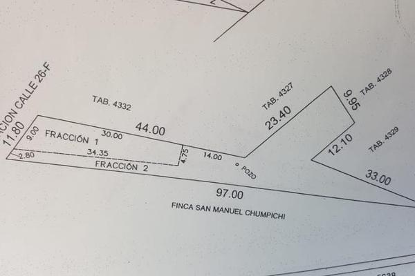 Foto de terreno habitacional en venta en  , san lázaro, umán, yucatán, 8101556 No. 16
