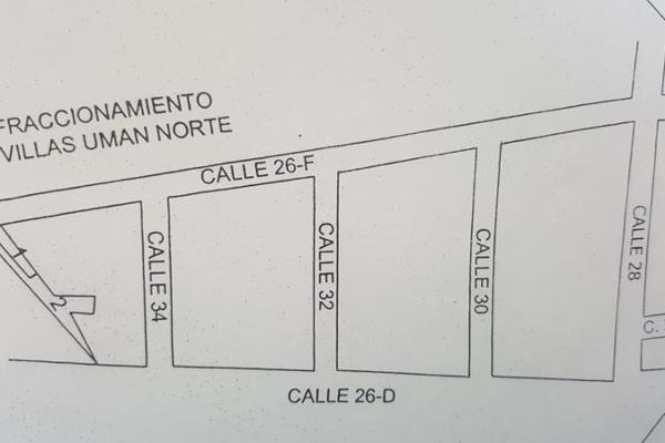 Foto de terreno habitacional en venta en  , san lázaro, umán, yucatán, 8101556 No. 17