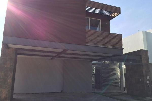 Foto de casa en renta en  , san lorenzo, celaya, guanajuato, 7857268 No. 01