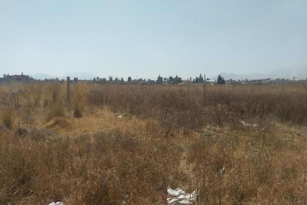 Foto de terreno comercial en venta en  , san lorenzo coacalco, metepec, méxico, 7872037 No. 02