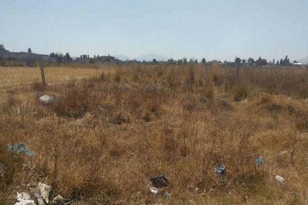 Foto de terreno comercial en venta en  , san lorenzo coacalco, metepec, méxico, 7872037 No. 03