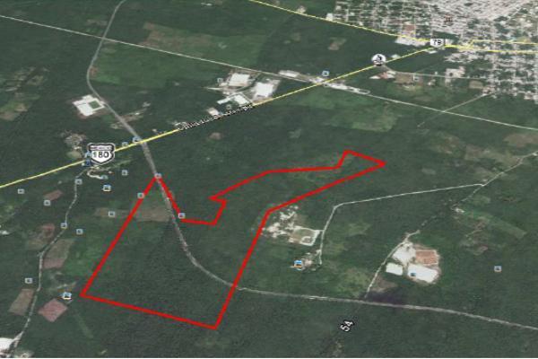Foto de terreno habitacional en venta en san lorenzo oxman , ebtun, valladolid, yucatán, 6189959 No. 01