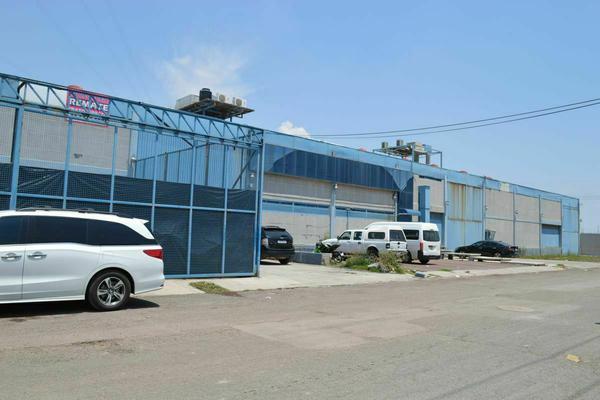 Foto de nave industrial en venta en  , san lorenzo tetlixtac, coacalco de berriozábal, méxico, 14616427 No. 08