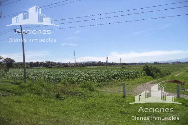 Foto de terreno habitacional en venta en  , san lucas atoyatenco, san martín texmelucan, puebla, 18500014 No. 05