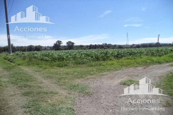 Foto de terreno habitacional en venta en  , san lucas atoyatenco, san martín texmelucan, puebla, 18500014 No. 06