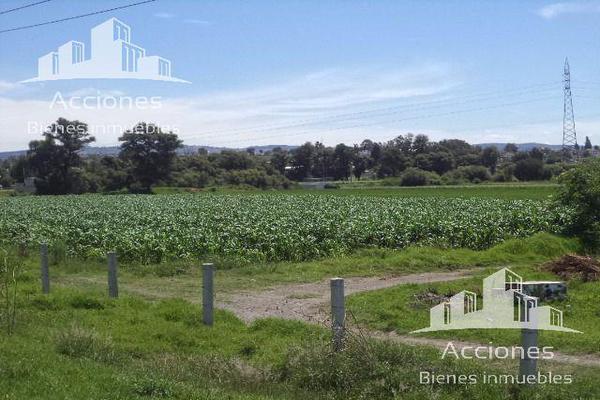 Foto de terreno habitacional en venta en  , san lucas atoyatenco, san martín texmelucan, puebla, 18500014 No. 07
