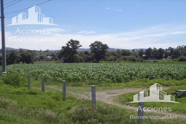 Foto de terreno habitacional en venta en  , san lucas atoyatenco, san martín texmelucan, puebla, 18500014 No. 10