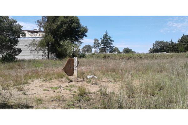 Foto de terreno habitacional en venta en  , san lucas cuauhtelulpan, tlaxcala, tlaxcala, 5799716 No. 05