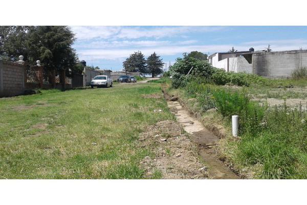 Foto de terreno habitacional en venta en  , san lucas cuauhtelulpan, tlaxcala, tlaxcala, 5799716 No. 10
