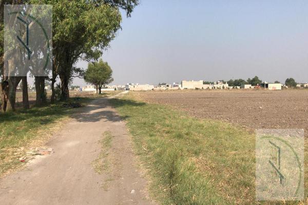 Foto de terreno habitacional en venta en  , san lucas tunco, metepec, méxico, 13316674 No. 02
