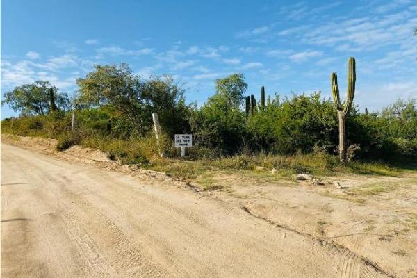 Foto de terreno habitacional en venta en  , san luciano, los cabos, baja california sur, 9913969 No. 05