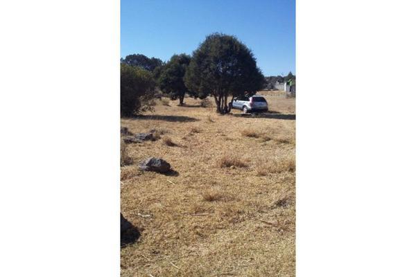 Foto de terreno habitacional en venta en  , san luis apizaquito, apizaco, tlaxcala, 5834984 No. 01