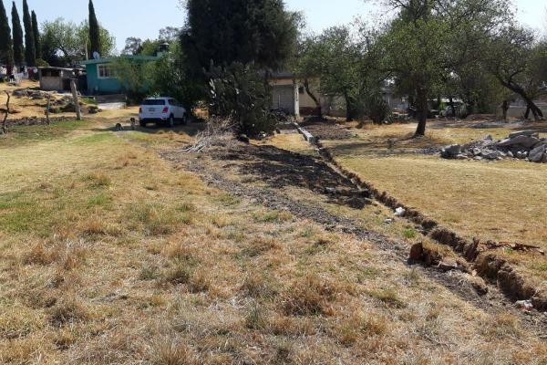 Foto de terreno habitacional en venta en  , san luis apizaquito, apizaco, tlaxcala, 8862303 No. 01