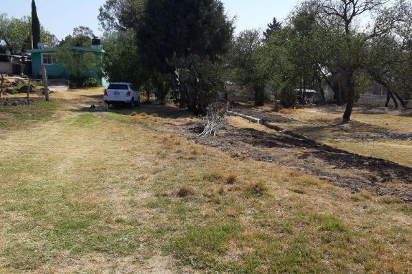 Foto de terreno habitacional en venta en  , san luis apizaquito, apizaco, tlaxcala, 8862303 No. 02