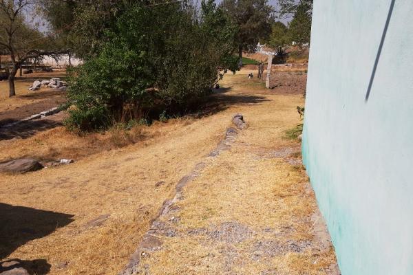 Foto de terreno habitacional en venta en  , san luis apizaquito, apizaco, tlaxcala, 8862303 No. 04