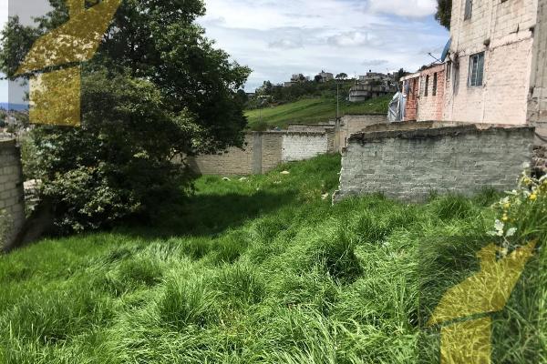 Foto de terreno habitacional en venta en  , san luis obispo, toluca, méxico, 8883353 No. 01