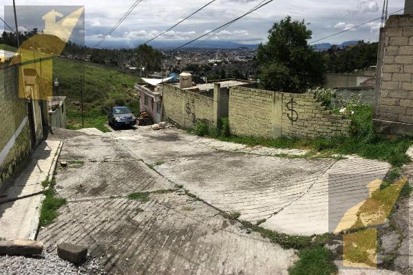Foto de terreno habitacional en venta en  , san luis obispo, toluca, méxico, 8883353 No. 05