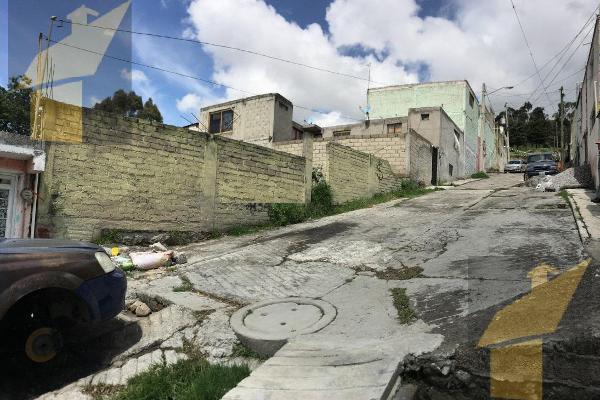 Foto de terreno habitacional en venta en  , san luis obispo, toluca, méxico, 8883353 No. 06