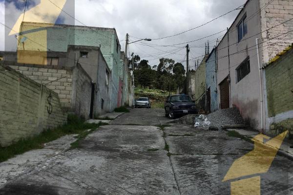 Foto de terreno habitacional en venta en  , san luis obispo, toluca, méxico, 8883353 No. 07